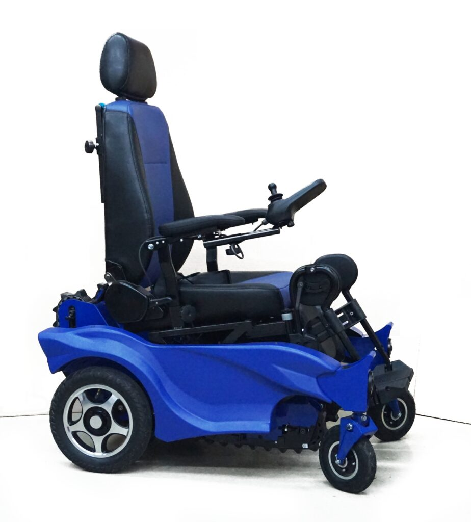 Caterwil GTS5 wheelchair