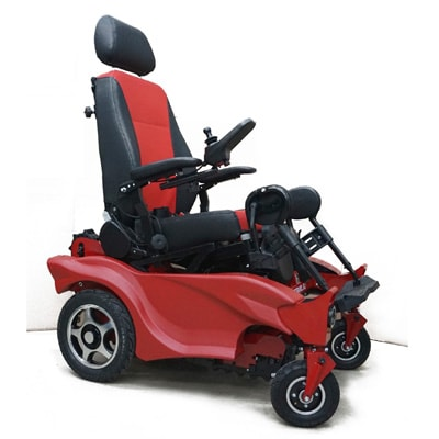 Wheelchair GTS5 red