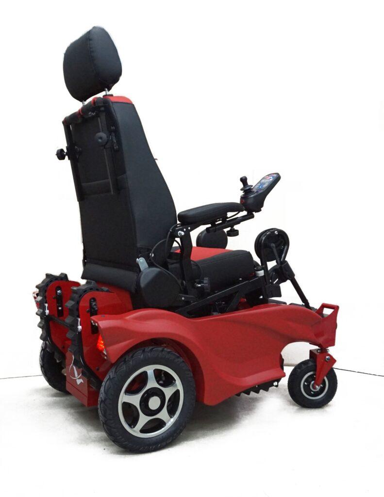 Caterwil GTS5 stair climbing wheelchair