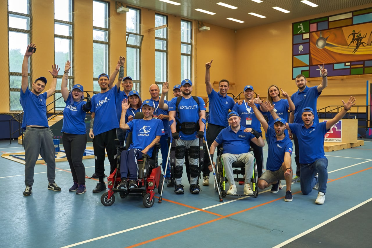 Russia will take part in the second Cybathlon 2020 championship